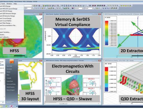 RFID simulation model